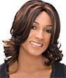 Carefree,  brand Ethnic African,  Wigs, Hair Pieces Drawstring -photo