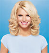 Hairdo - Jessica Simpson & Ken Paves  brand osd Clip-in Extensions - Photo